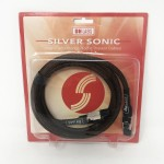 DH Labs Silver Sonic  Reunion CAT8 Ethernet Cable  10ft/3m  Digital Cables