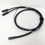 Kimber Kable  TAK-Cu Phono (DIN to Ultraplate RCAs)  3ft/1m  Phono cables