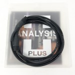 Analysis Plus  Super Sub In-Wall Subwoofer Cable (XLR)  11.5ft/3.5m  Subwoofer cables