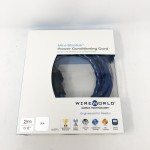 Wireworld Cable Technology  Mini Stratus (C7 IEC)    6.5ft/2m  Power Cables